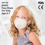 KN95 Face Mask for Kid 10pcs