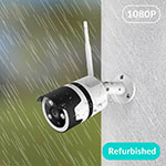 Refurbished Netvue Vigil Cam 1080P White