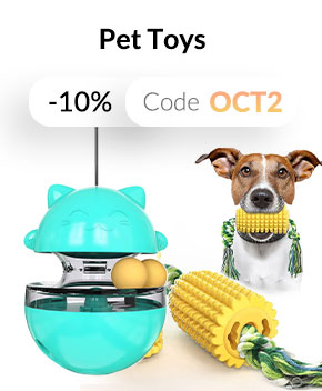 Pet Toy: 10% Off Coupon Sale
