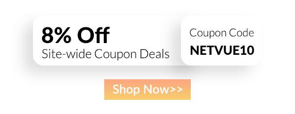 8% Off Site-wide Coupon Deals